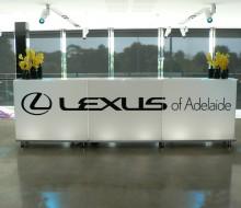 Lexus Showroom Launch