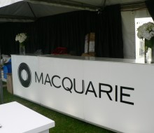 Polo in the City/ Macquarie Bank