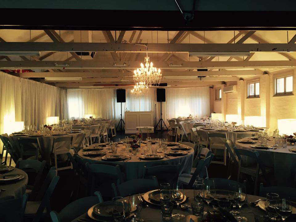 Wedding at River Torrens Rowing Club