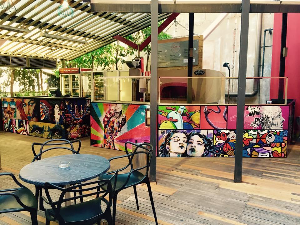 Adelaide Casino – Oasis Bar